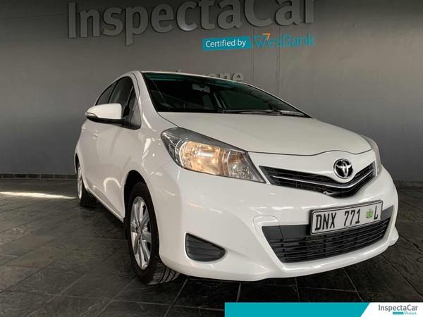 2014 Toyota Yaris 1.3 Xs 5dr  Limpopo Polokwane_0