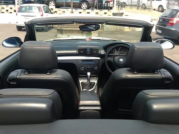 2011 BMW 1 Series 120i Convert Sport At  Gauteng Bramley_0