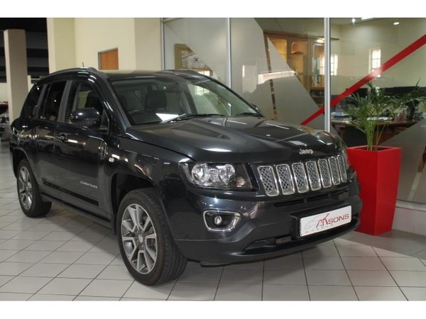 2014 Jeep Compass 2.0 Ltd  Kwazulu Natal Durban_0