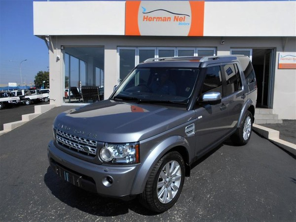2012 Land Rover Discovery 4 3.0 Tdv6 Hse  Gauteng Roodepoort_0