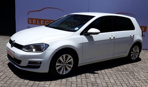 2014 Volkswagen Golf Vii 1.4 Tsi Comfortline  Mpumalanga Nelspruit_0