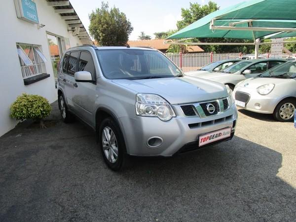 2012 Nissan X-Trail 2.0 Dci 4x2 Xe r82r88  Gauteng Bryanston_0