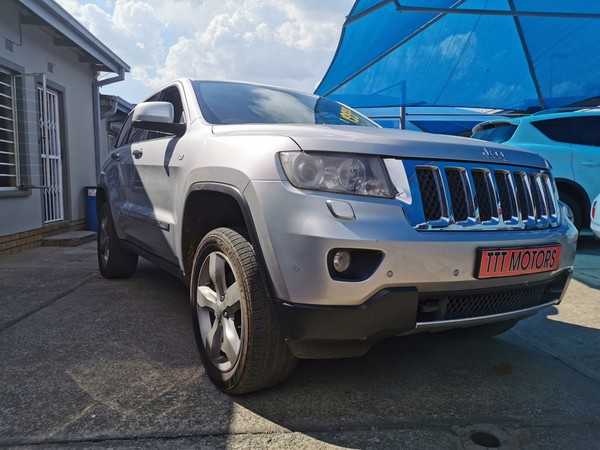 2011 Jeep Grand Cherokee 5.7 V8 Oland  North West Province Rustenburg_0