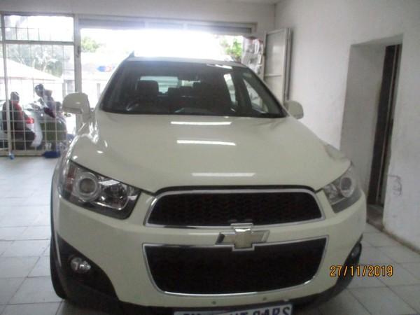 2012 Chevrolet Captiva 2.4 Lt  Gauteng Johannesburg_0