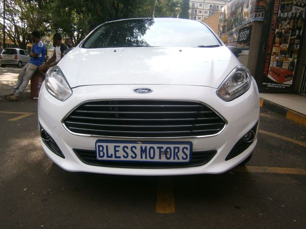 2016 Ford Fiesta 1.0 Ecoboost Ambiente 5-Door Gauteng Kempton Park_0