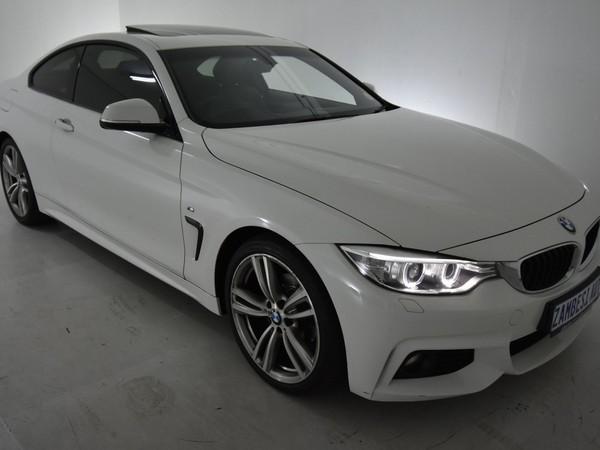 2016 BMW 4 Series Coupe M Sport Gauteng Pretoria_0