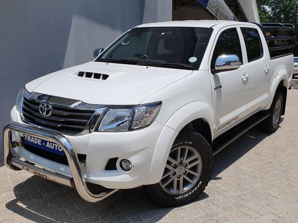 2015 Toyota Hilux 3.0 D-4D LEGEND 45 RB Double Cab Bakkie Mpumalanga Nelspruit_0