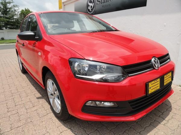 2020 Volkswagen Polo Vivo 1.4 Trendline 5-Door Mpumalanga Secunda_0