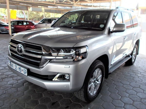 2019 Toyota Land Cruiser 200 V8 4.5D VX-R Auto Gauteng Pretoria North_0