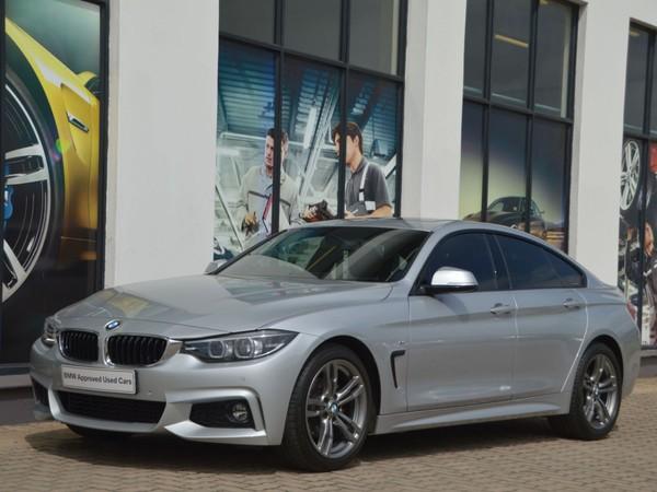 2019 BMW 4 Series 420i Gran Coupe M Sport Plus Auto F36 Kwazulu Natal Richards Bay_0