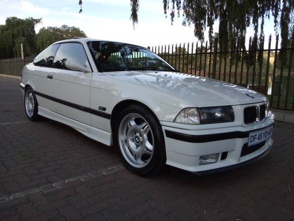 1995 BMW M3 M3 German Spec e36 2 Door Manual Gauteng Alberton_0