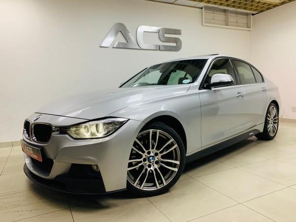 2014 BMW 3 Series 328i M-PERFROMANCE MSPORT AUTO FSH Gauteng Benoni_0