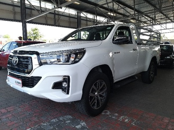 2019 Toyota Hilux 2.8 GD-6 Raider 4X4 Auto Single Cab Bakkie Eastern Cape King Williams Town_0