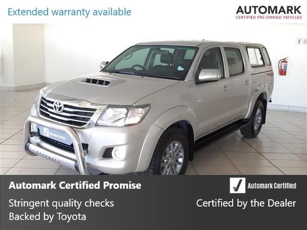 2015 Toyota Hilux 3.0 D-4D LEGEND 45 4X4 Auto Double Cab Bakkie Mpumalanga Ermelo_0