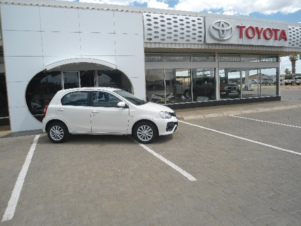 2019 Toyota Etios 1.5 Xs 5dr  Northern Cape Hartswater_0