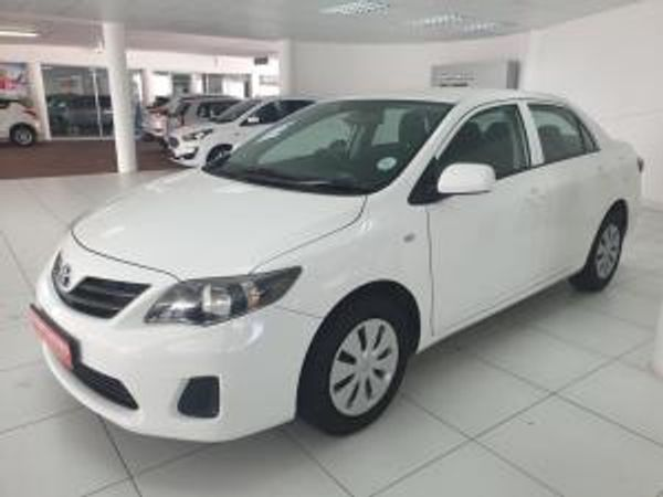 2014 Toyota Corolla Quest 1.6 Western Cape Table View_0