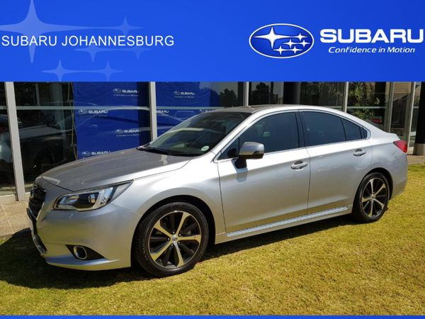 2017 Subaru Legacy 3.6 R - S CVT Gauteng Edenvale_0