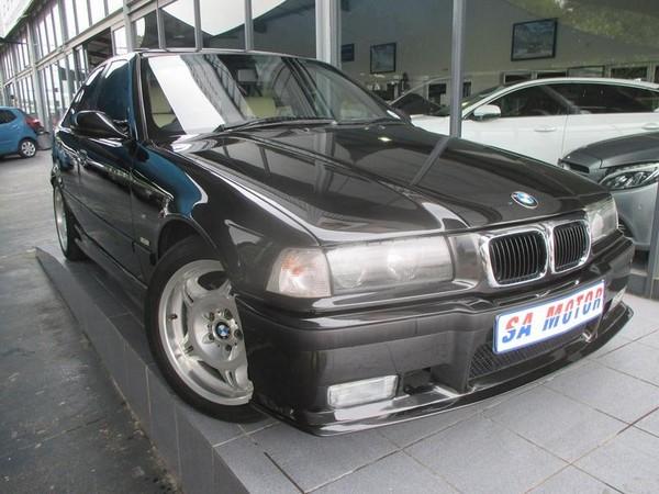 1998 BMW M3 4d e36  Gauteng Randburg_0