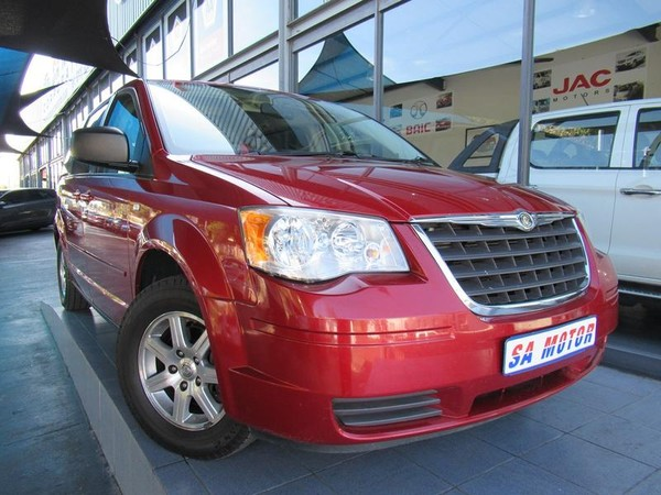 2008 Chrysler Grand Voyager 3.8 Lx At  Gauteng Randburg_0