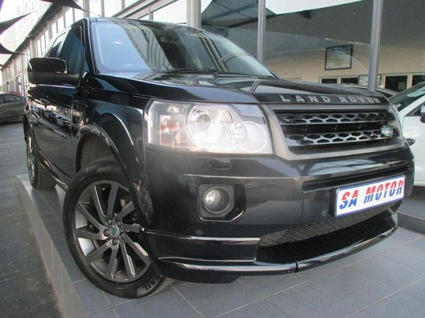2011 Land Rover Freelander Ii 2.2 Sd4 Hse At  Gauteng Randburg_0
