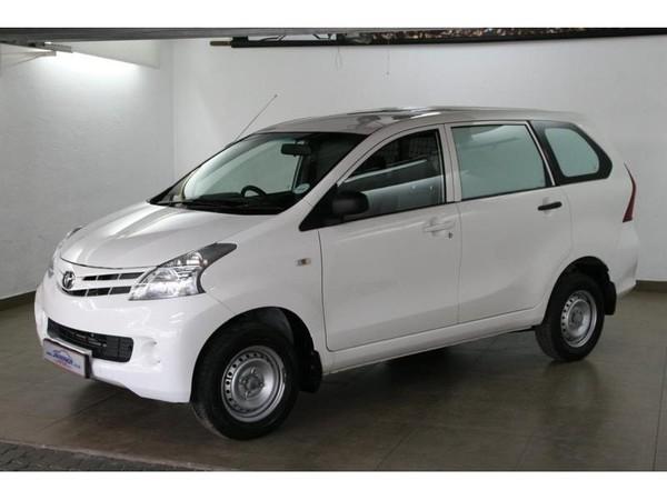 2015 Toyota Avanza 1.3 S Fc Pv  Gauteng Pretoria_0