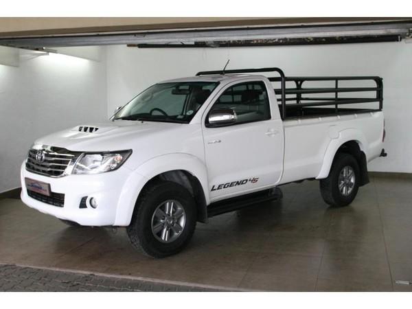 2014 Toyota Hilux 3.0 D-4D LEGEND 45 RB Single Cab Bakkie Gauteng Pretoria_0