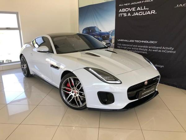 2019 Jaguar F-TYPE S 3.0 V6 Coupe R-Dynamic Auto Gauteng Four Ways_0