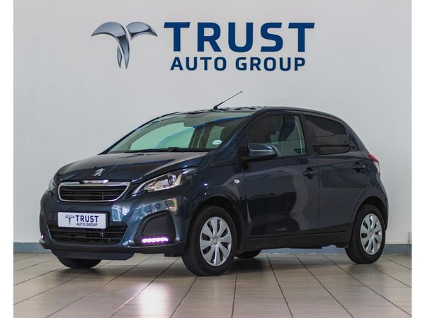 2019 Peugeot 108 1.0 THP Active Western Cape Cape Town_0