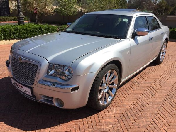 2006 Chrysler 300C 5.7 Hemi V8 At  Gauteng Pretoria_0
