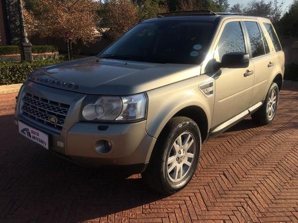 2010 Land Rover Freelander Ii 2.2 Sd4 Se At  Gauteng Pretoria_0