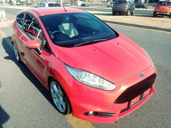 2015 Ford Fiesta ST 1.6 Ecoboost GDTi Gauteng Roodepoort_0