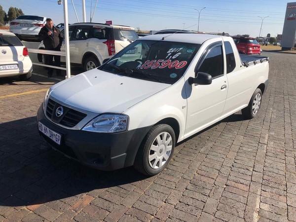 2017 Nissan NP200 1.6 Ac Pu Sc  Gauteng Roodepoort_0