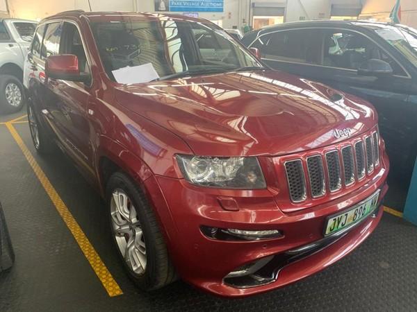 2013 Jeep Grand Cherokee 6.4 Srt  Gauteng Roodepoort_0