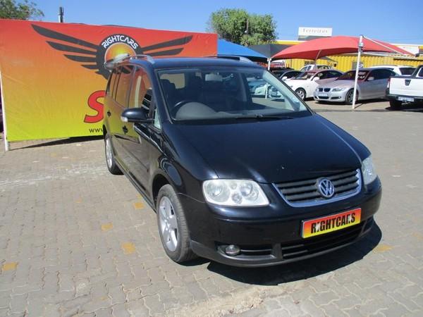 2006 Volkswagen Touran 2.0 Tdi Dsg  Gauteng North Riding_0