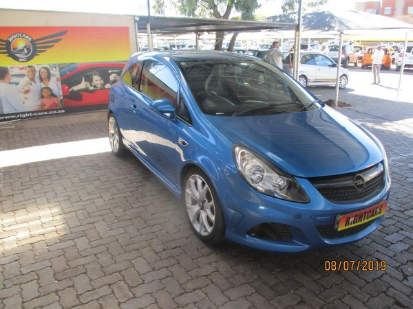 2008 Opel Corsa 1.6 Opc  Gauteng North Riding_0