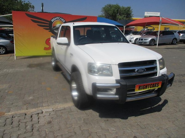 2007 Ford Ranger 2.5 Td Hi-trail Xl Pu Sc  Gauteng North Riding_0