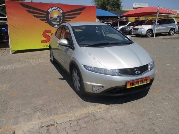 2010 Honda Civic 2.2 Cdti Vxi 5dr  Gauteng North Riding_0