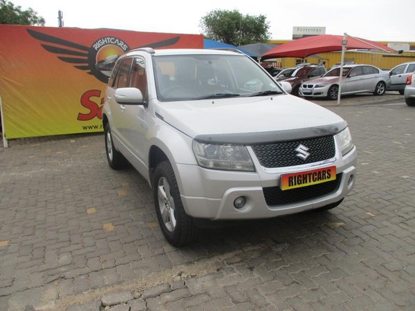 2011 Suzuki Grand Vitara 2.4  Gauteng North Riding_0