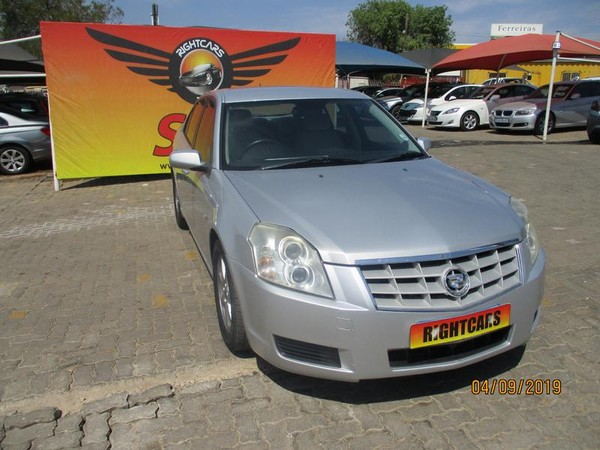 2007 Cadillac Bls 2.0t  Gauteng North Riding_0