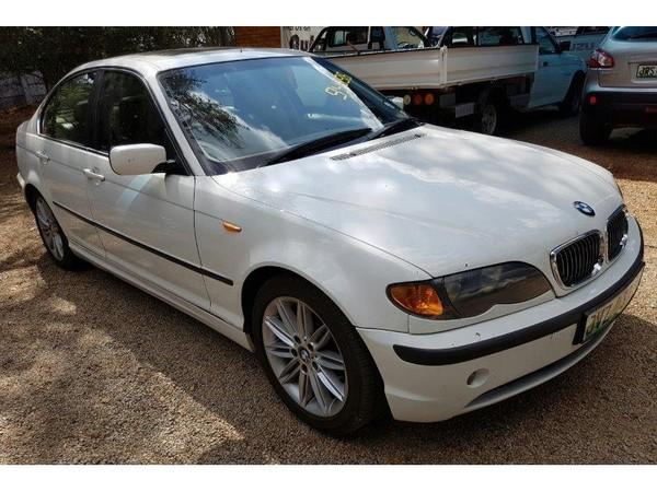 2004 BMW 3 Series 330d At e46fl  Gauteng Pretoria_0