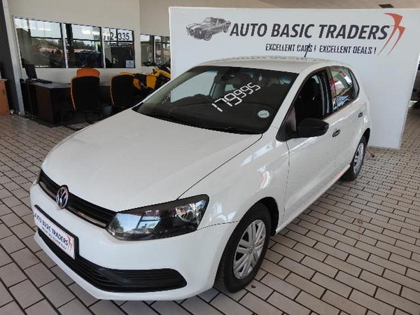 2017 Volkswagen Polo GP 1.4 TDI Trendline Gauteng Pretoria_0