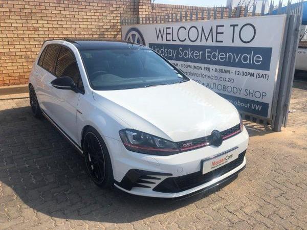 2017 Volkswagen Golf VII GTi 2.0 TSI DSG Clubsport Gauteng Edenvale_0