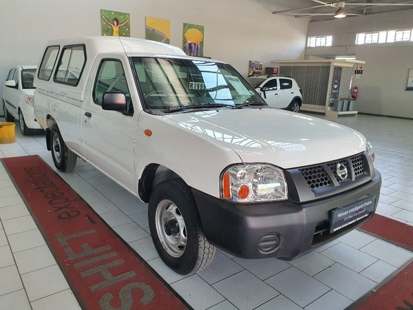2019 Nissan NP300 Hardbody 2.0i LWB Single Cab Bakkie Northern Cape Kimberley_0