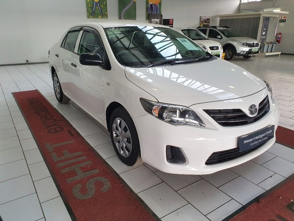 2016 Toyota Corolla Quest 1.6 Northern Cape Kimberley_0
