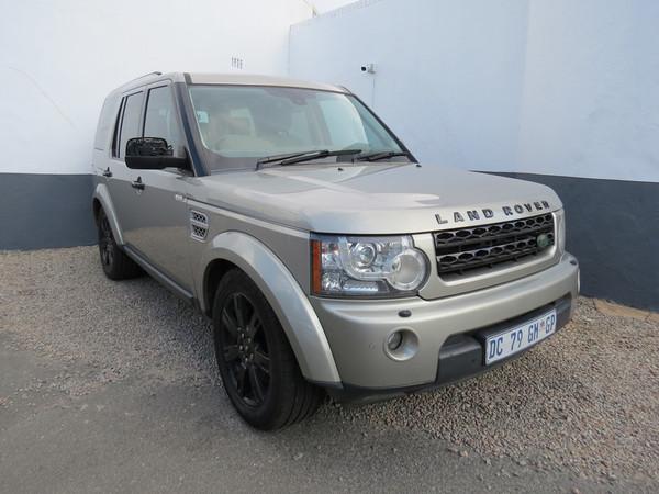 2010 Land Rover Discovery 4 3.0 Tdv6 Se  Gauteng Johannesburg_0
