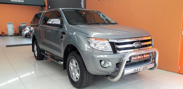 2014 Ford Ranger 3.2tdci Xlt At  Pu Dc  Kwazulu Natal Pietermaritzburg_0