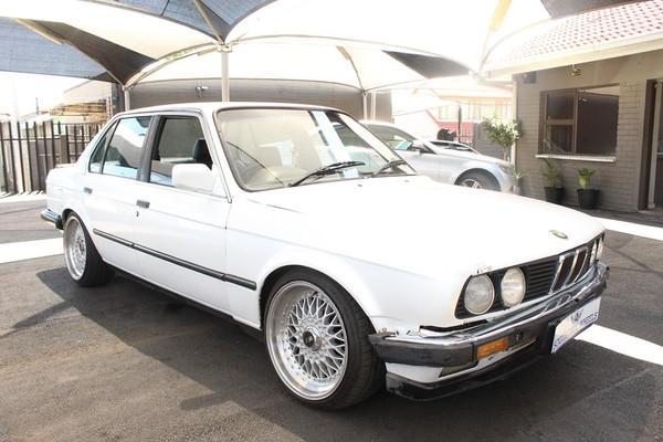 1986 BMW 3 Series 320i 4d Ac e30  Gauteng Johannesburg_0