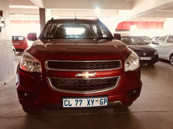 2013 Chevrolet Trailblazer 2.5 Lt  Gauteng Johannesburg_0