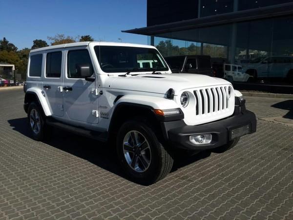 2020 Jeep Wrangler UNLTD Sahara 3.6 V6 Gauteng Bryanston_0