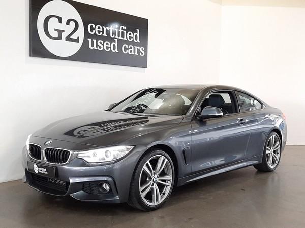 2014 BMW 4 Series Coupe Sport Line Auto Gauteng Roodepoort_0